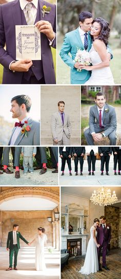 As 32 melhores imagens em Fatos | Terno casamento, Terno