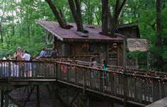 Treehouse at Reflection Riding