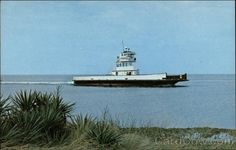 Hatteras Inlet Ferry Outer Banks North Carolina