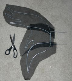 How to make Fabric Fairy Wings » Firefly Path