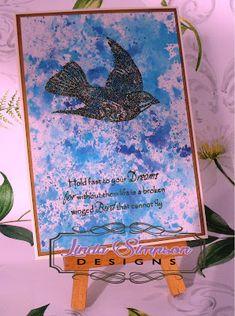 Linda's Crafty Piece of Heaven: Swallow Dreams
