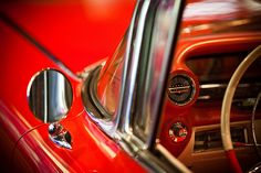 Back Before Objects in the Mirror Were Closer Than They Appeared by Thomas Hawk, via Flickr