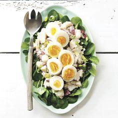 Potato Salad Recipe With Sorrel and Eggs | Capper's Farmer