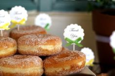 teacher appreciation donut party