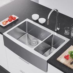 15 best kitchen sink images undermount kitchen sink double bowl rh pinterest com