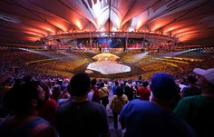 Gisele took centre stage at the Rio Olympics open ceremony, which failed to live up to London's 2012 extravaganza.