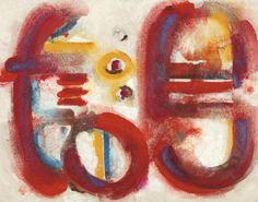 Red Talisman (1967) - Ahmed Cherkaoui