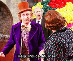 """Gene's dry humor is unparalleled. 
