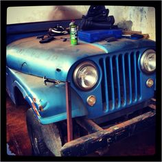 Jeep Willis Overland 1946. This is my.