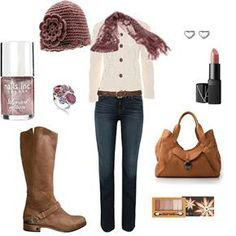 Cute Office Outfits for Winter | cute and cozy in muted colours cute winter outfit with