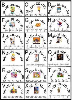 Bilingual Education, Phonics, Kindergarten, Homeschool, Argo, Carnation, Preschool Literacy Activities, Kids Activity Ideas, Language Activities