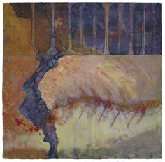 New Layered Encaustic Works by Amy Royce « The Fine Art News