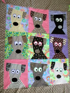 Sweet P Quilting and Creations-free pattern by Fons and Porter