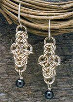 Oh La La earrings  Wonder if I could make these