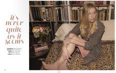 Rêver Magazine Spring Summer 13 issue x Lauren Taylor