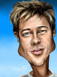Famous Caricatures Gallery | cool celebs famous people image search results