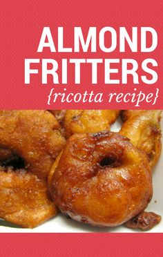 Michael Symon whipped up a Toasted Almond Ricotta Fritters recipe on The Chew. http://www.foodus.com/the-chew-toasted-almond-ricotta-fritters-recipe/