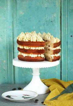 Cooking Cake, Vanilla Cake, Food, Food Cakes, Essen, Meals, Yemek, Eten
