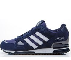 finest selection 64232 0ad35 adidas Originals ZX 750  Navy