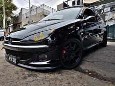 Sport, Peugeot 206, Jdm, Pugs, Vehicles, Black, Garage, Album, Dreams