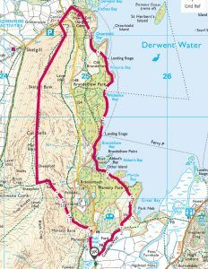 15 Best Walks in the Lake District (Includes Easy + Short Walks) - Becky the Traveller - Valerie Cool Places To Visit, Places To Travel, Skye Scotland, Highlands Scotland, Day Trips From Vienna, Lake District Walks, Travel Tours, Travel Uk, Travel Guides