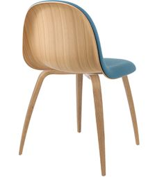 Gubi 52 Chair - Front Upholstered