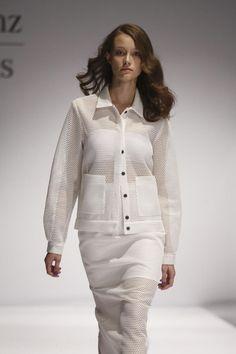 Yasya Minochkina Ready To Wear Spring Summer 2015 Kiev