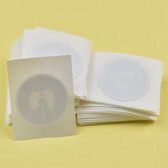 5 sztuk/partia 25mm okrągły Epaper rfid etykiety naklejki tag13.56MHz NTAG215 ISO1443A NFC Naklejki dla Amiibos Tag Dla Tagmo