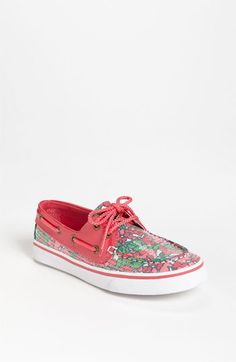 Sperry Top-Sider® 'Bahama' Slip-On (Walker, Toddler, Little Kid & Big Kid) | Nordstrom