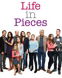 Comedy-Serie Life in Pieces feiert exklusiv Premiere auf Amazon Prime Video - http://aaja.de/2cOo88W