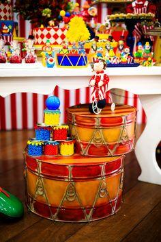 Festa Circo – encantadora | Macetes de Mãe