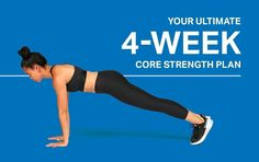Want great posture, less back pain, better athletic performance, tighter midsection and a myriad other valid benefits? Try this strength plan.