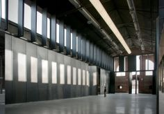 Nave 16 Matadero Madrid / ICA Arquitectura