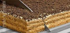 Romanian Desserts, Romanian Food, Delicious Deserts, Yummy Food, Cake Slicer, Cake Recipes, Dessert Recipes, Chocolate Ganache Frosting, Oreo Dessert