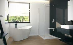 Bathtub, Bathroom, Products, Tiny Half Bath, Granite Counters, Standing Bath, Washroom, Bathtubs, Bath Tube