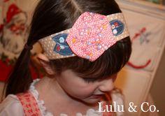 Head wrap by Lulu & Co.