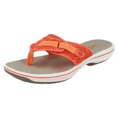 United Footwear - Ladies Clarks Toe-Post Mule Sandals Brinkley Quade, �29.99 (http://united-footwear.co.uk/ladies-clarks-toe-post-mule-sandals-brinkley-quade/)