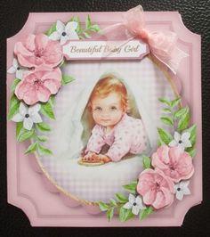 Beautiful Baby Girls Birth or 1st Birthday by Davina Rundle