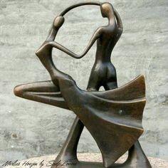 """""""Dancers""""_by Marlies Hoezen"""