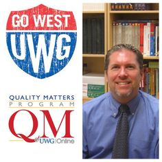 Congratulations to Keith Pacholl in the Deparment of History, of the College of Arts and Humanities, on his successful completion of the UWG Online QM Training Program! #uwg #uwgonline #qualitymatters #blazingtrailstonewpossibilties
