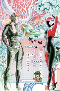 Guillem March - Gotham City Sirens