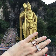 Malaysia // Cristina Ramella Jewelry