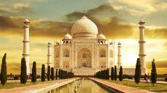 Taj Mahal India fondos de pantalla