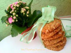 Tortafüggő Marisz: Almás-zabpelyhes keksz