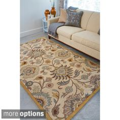 http://ak1.ostkcdn.com/images/products/4118643/Hand-tufted-Coliseum-Beige-Floral-Wool-Rug-P12126068c.jpg