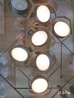 Lighting at the Bar of Villa Son Vida Vida Design, Ash, Villa, Ceiling Lights, Candles, Studio, Lighting, Home Decor, Majorca