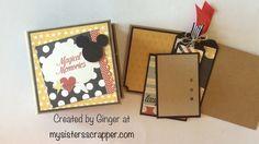Simple Stories Say Cheese Envelope Mini Album