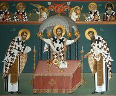 - Religious Paintings, Church Interior, Byzantine Icons, Orthodox Christianity, Orthodox Icons, Jesus Christ, Catholic, Leeds, History