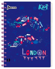 cuadernos Kiut de Norma