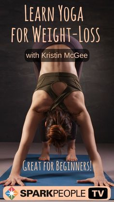 Yoga instructor Kristin McGee leads a core-strengthening yoga workout that is perfect for anyone with a bit of yoga experience.